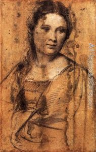 portrait-of-a-young-woman-draw-by-tiziano-vecellio-titian