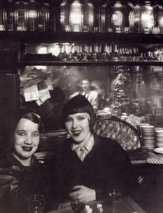 George Brassaï - Girls at a Café