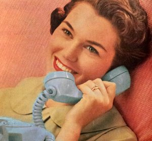 woman-on-blue-phone-1958